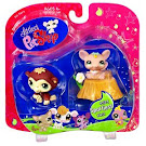 Littlest Pet Shop Pet Pairs Rat (#617) Pet