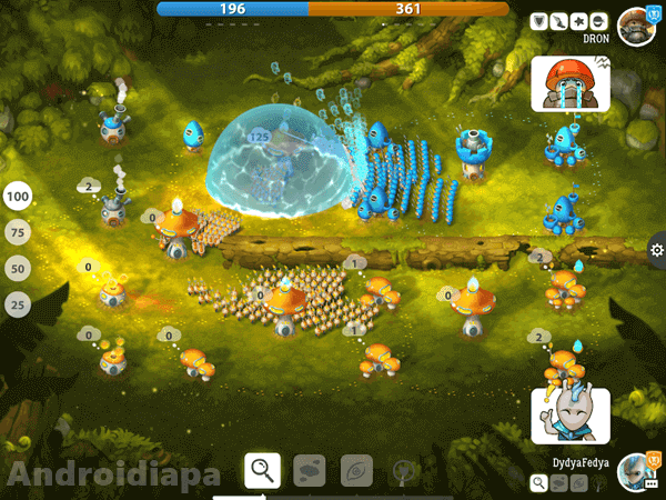 Mushroom-Wars-Gameplay