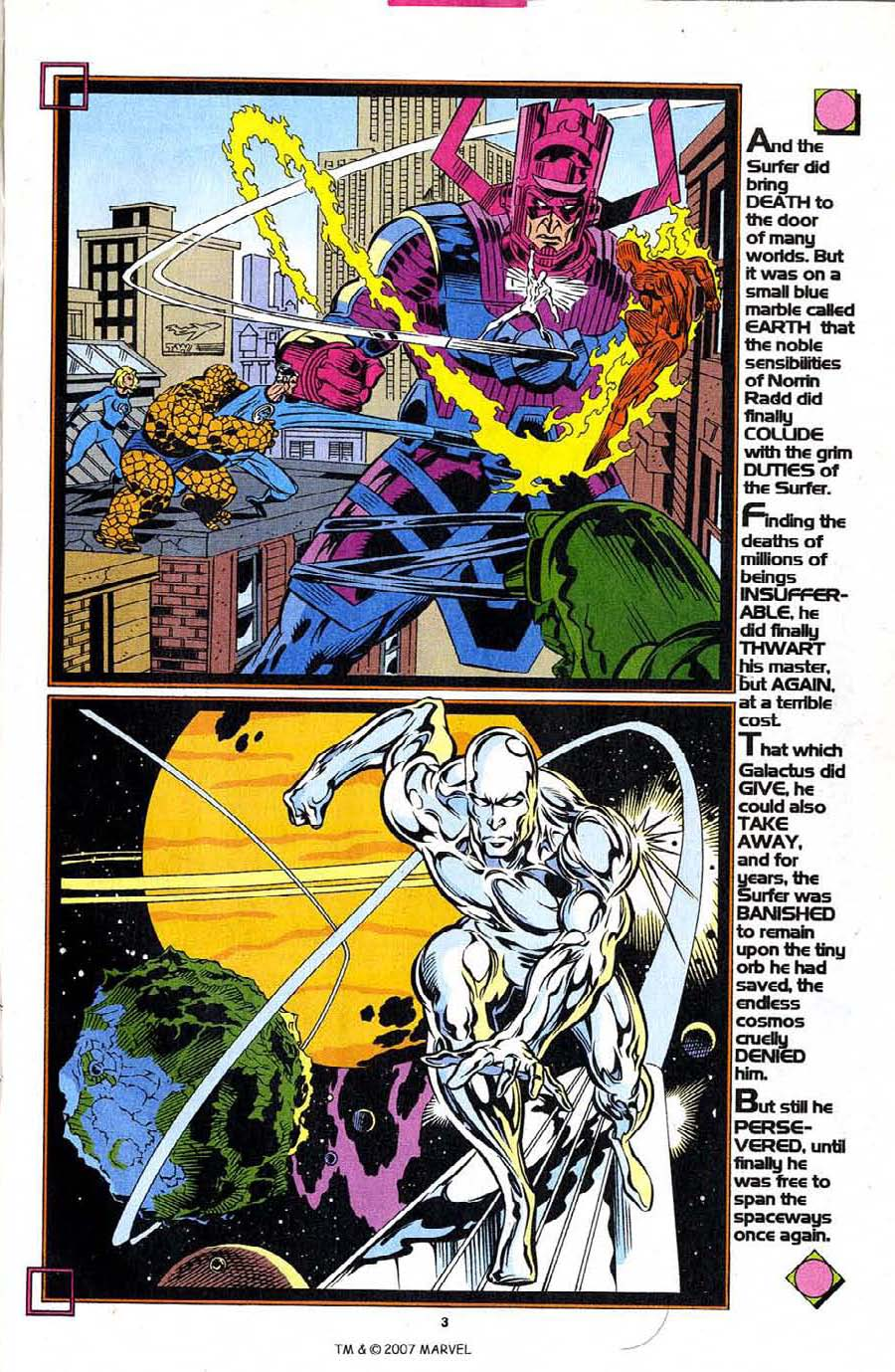 Silver Surfer (1987) Issue #101 #109 - English 5