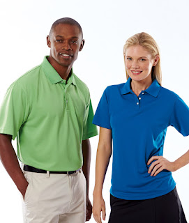 See Performance Polo Shirts