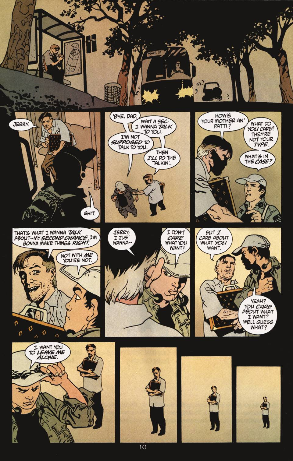 Read online 100 Bullets comic -  Issue #4 - 11