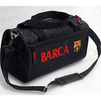 Duffel bag bola barcelona