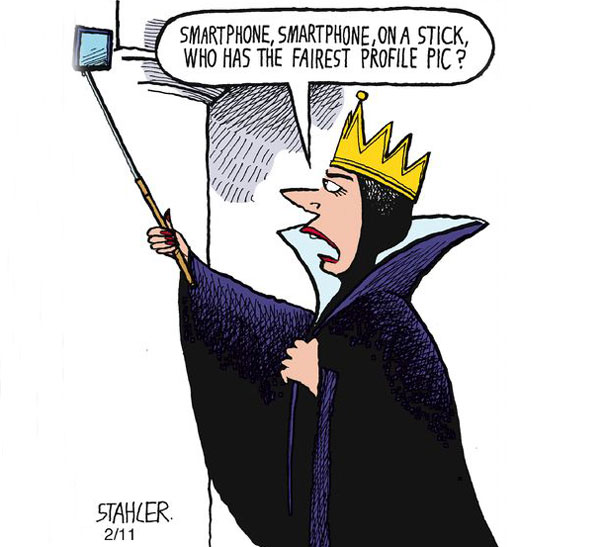 These 30+ Cartoons Illustrate How Smartphones Are The Death Of Conversation
