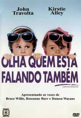 Olha Quem Está Falando Também – Dublado (1990)