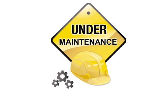 Ktu website under maintenance