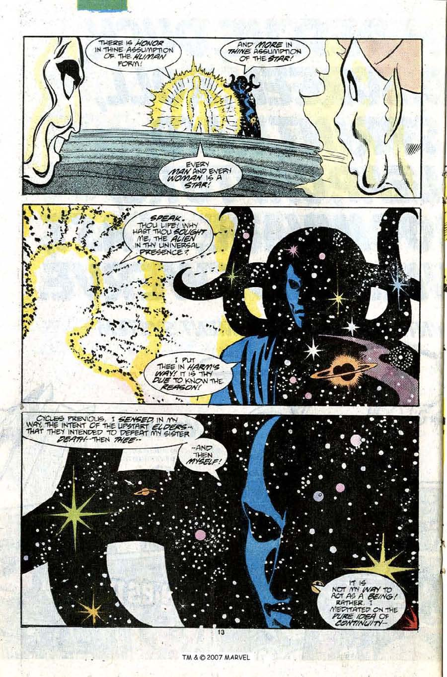 Read online Silver Surfer (1987) comic -  Issue #10 - 20