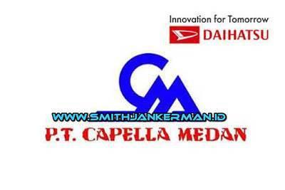 Lowongan PT. Capella Medan Pekanbaru April 2018