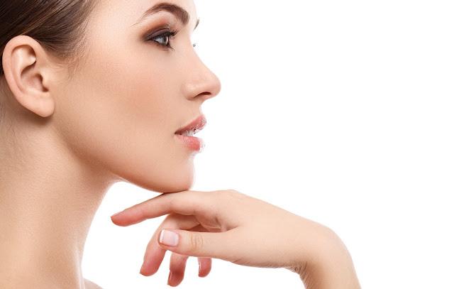Rinomodelación: moldear su nariz