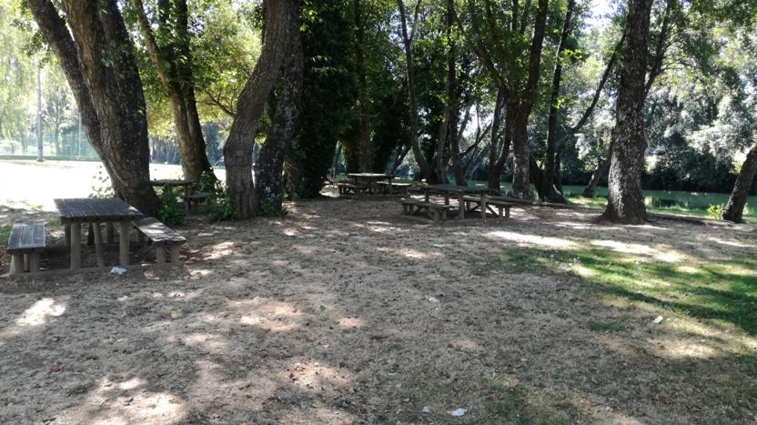 Mesas de Merendas