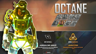 Trik Menarik Menggunakan Octane Apex Legends