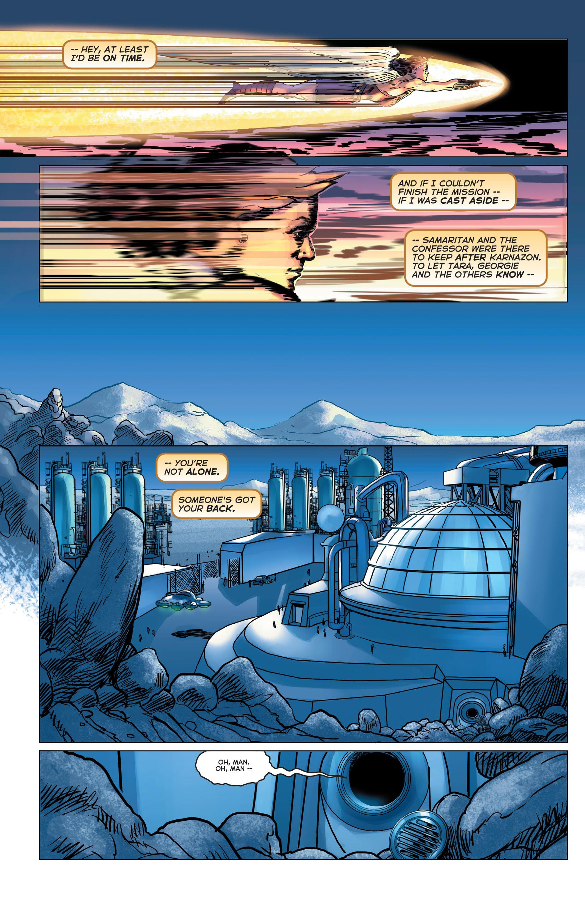 Read online Astro City comic -  Issue #10 - 6
