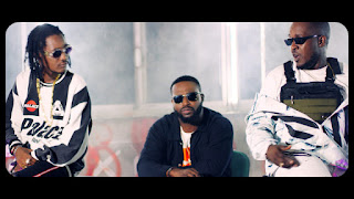 VIDEO: DJ Neptune – Blood & Fire ft. M.I Abaga & Jesse Jagz