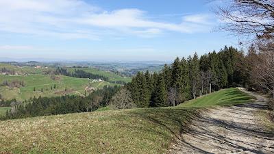 Ausblick beim Grausberg