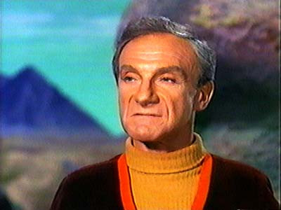 Dr. Smith with his characteristic sneer in Lost In Space 1965 movieloversreviews.blogspot.com