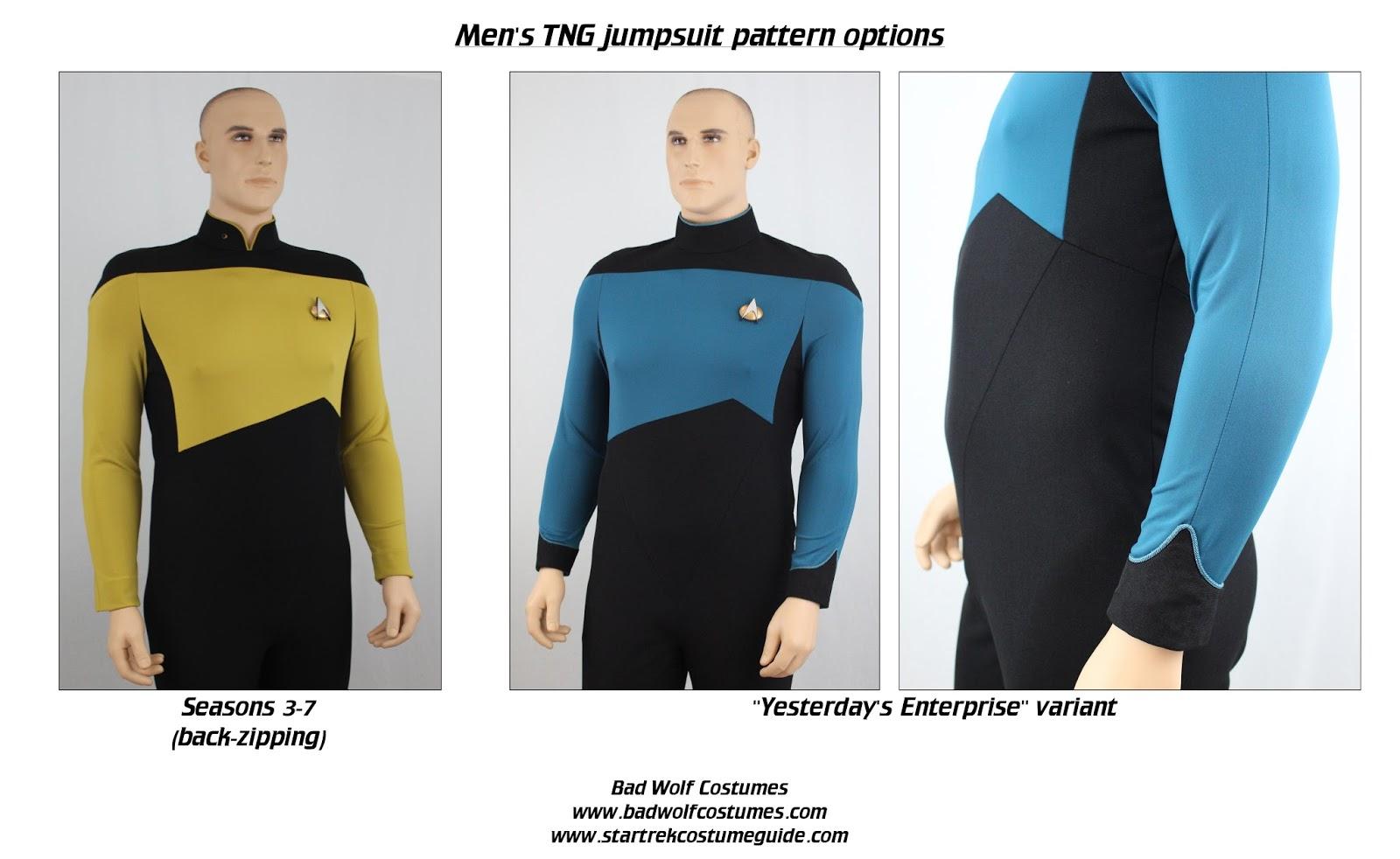Star Trek Costume Guide: 2017
