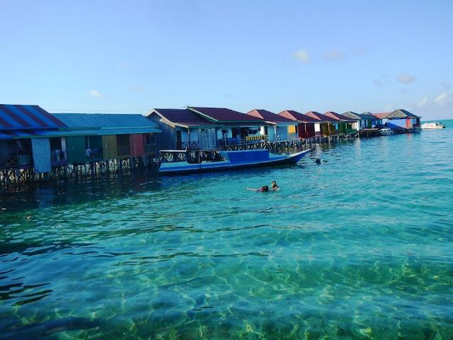 Destinasi Wisata Pulau Derawan kalimantan Timur