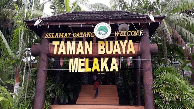 Taman Buaya & Rekreasi Melaka