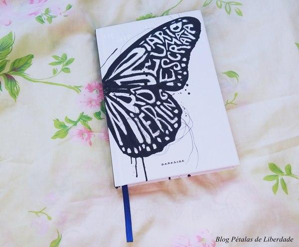 capa, livro, diário de uma escrava, ro mierling, darkside