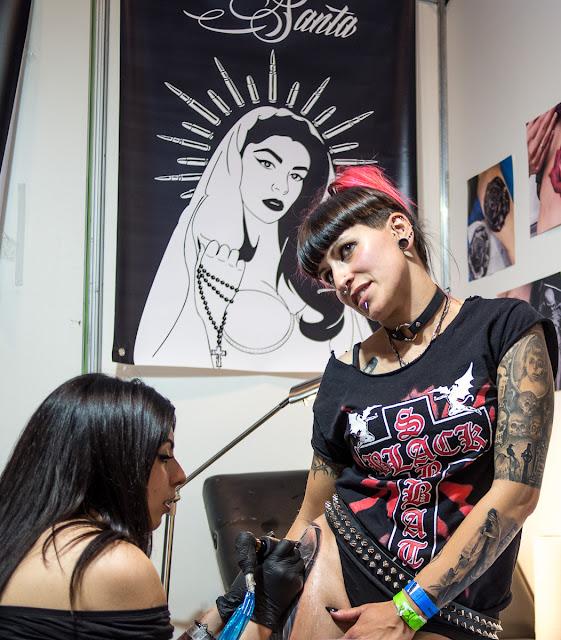 Tattoo Convention Zaragoza 2017 - People