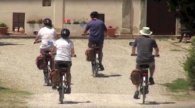 Tuscany e-bike rentals
