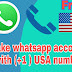 Make unlimited Whatsapp account from this trick.