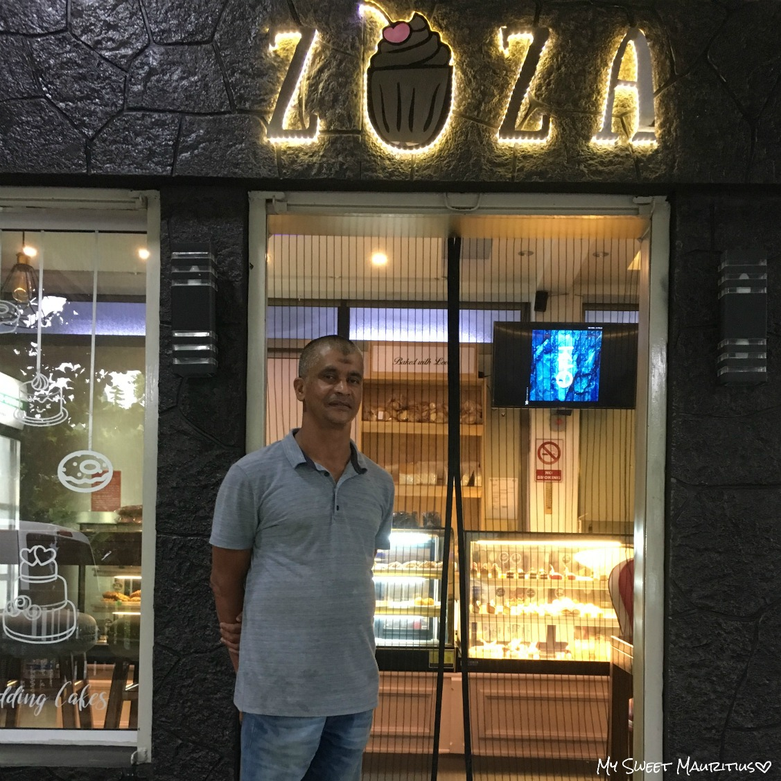 My Sweet Mauritius ZOZA THE PASTRY COFFEE SHOP