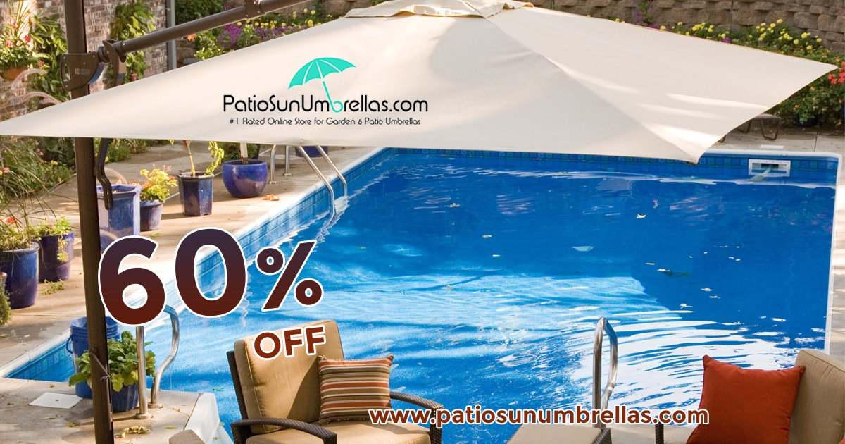 Genial These Tilt Umbrellas Can Be Used In Any Locations Outdoor Like Backyard,  Garden, Swimming Pool And Many Other Places. There Is No Doubt That These  Umbrellas ...