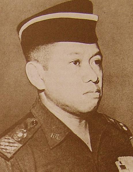 Foto Mayor Jenderal Suwondo Parman