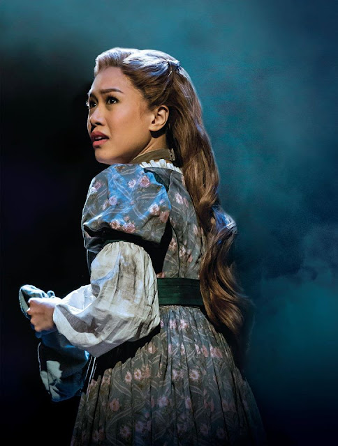Rachelle Ann Go Will Star in the Tony-Award Winning Musical Hamilton!