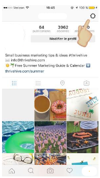 Linking an Instagram Account to a Facebook Business Page