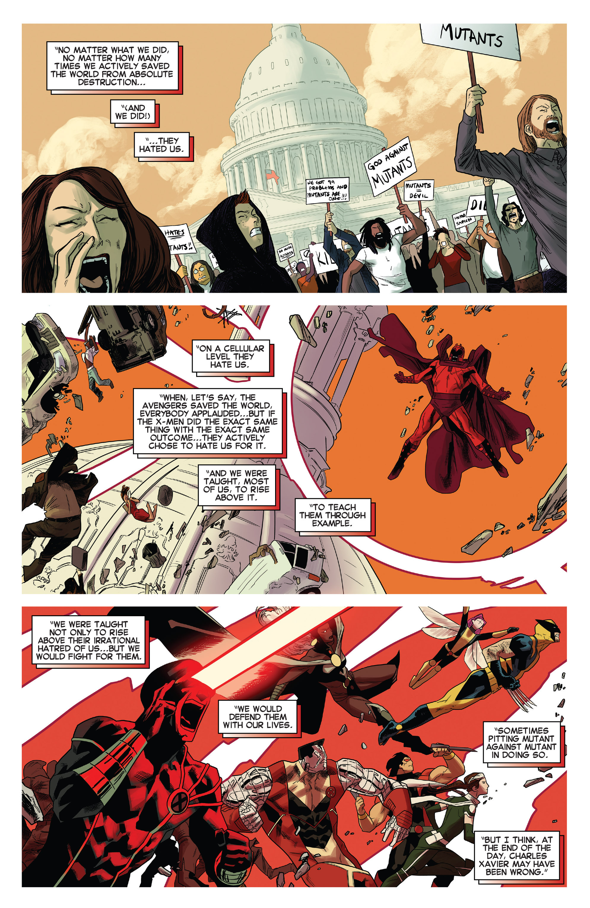Read online Uncanny X-Men (2013) comic -  Issue # _TPB 5 - The Omega Mutant - 47