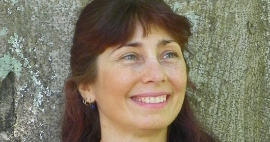 Author interview - Speculative Fiction author Avril Sabine