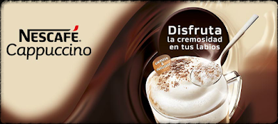 The Insiders y Nescafé Cappuccino