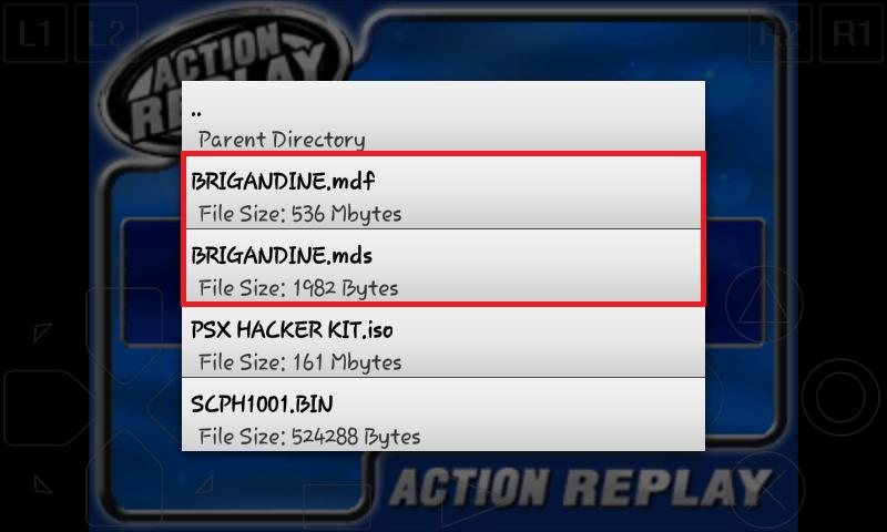 Tutorial PSX Hacker Kit beta8 19in1 pada emulator ePSXe ...