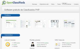 Software de clasificados