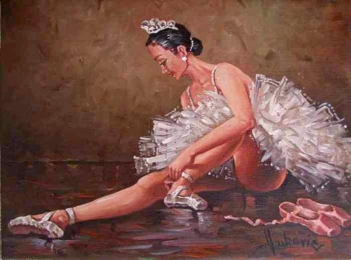 Боснийский художник-реалист. Dusan Vukovic