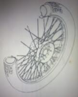 Fungsi Dan Jenis Roda Pada Motor Yang Belum Anda Ketahui