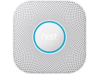 Nest Protect 2nd Gen Smoke + Carbon Monoxide Alarm (Battery)