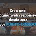 Crea una página web responsive desde cero por PURITO CODIGO