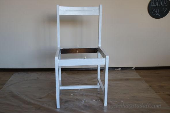 Eski Sandalye Nasıl Boyanır?