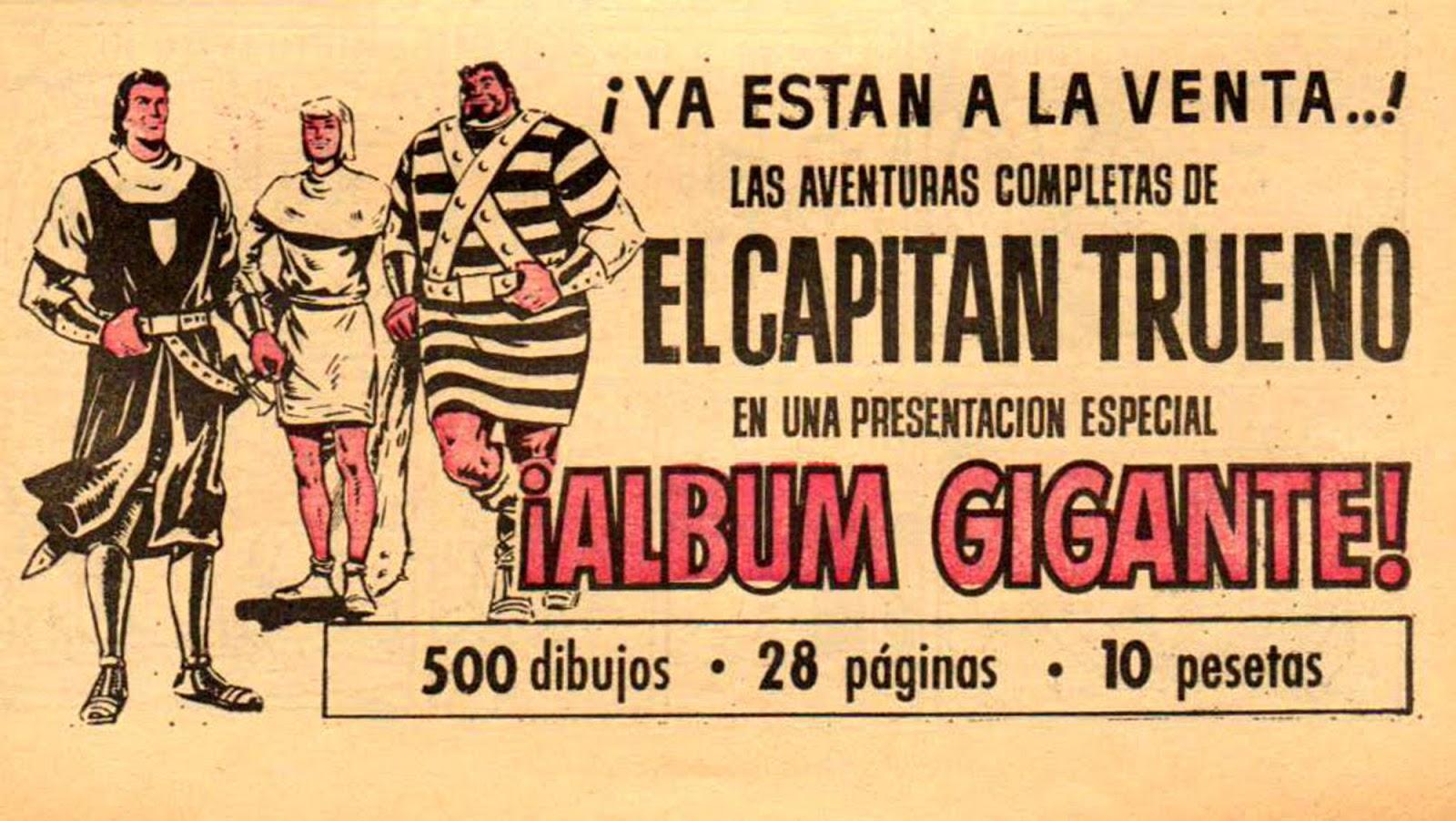 ALBUM GIGANTE