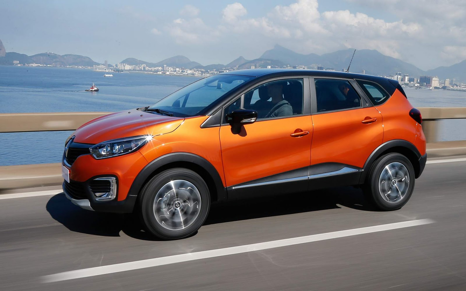 renault captur 2018 1 6 autom tico pre o consumo e fotos car blog br. Black Bedroom Furniture Sets. Home Design Ideas