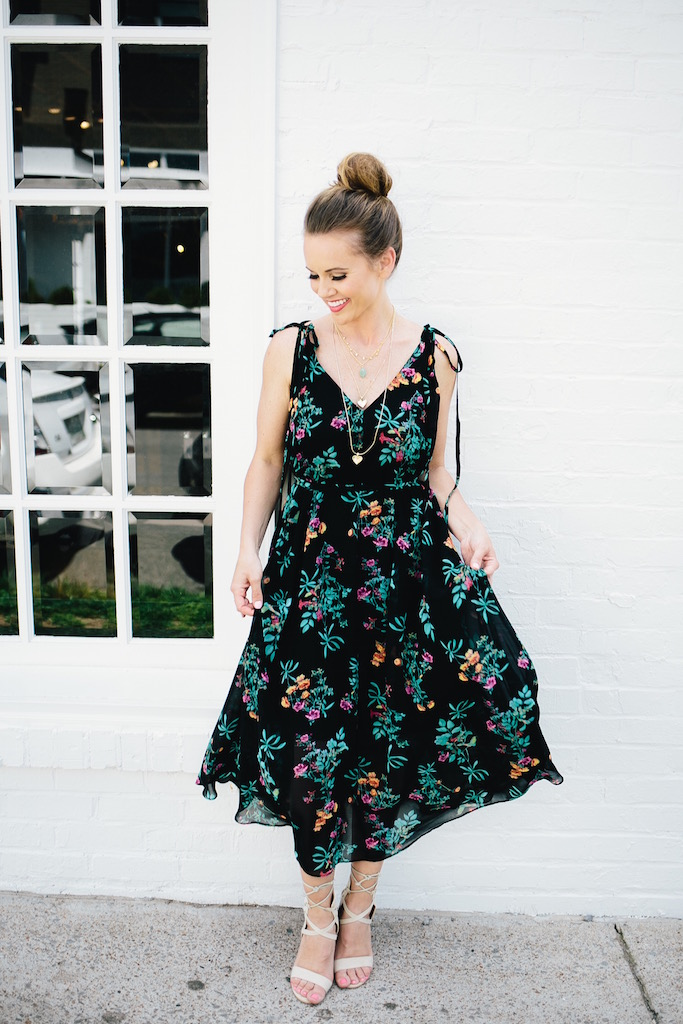 KBStyled: maxi dress floral dresses maxi dresses