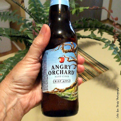 Angry Orchard Crisp Apple - Hard Cider