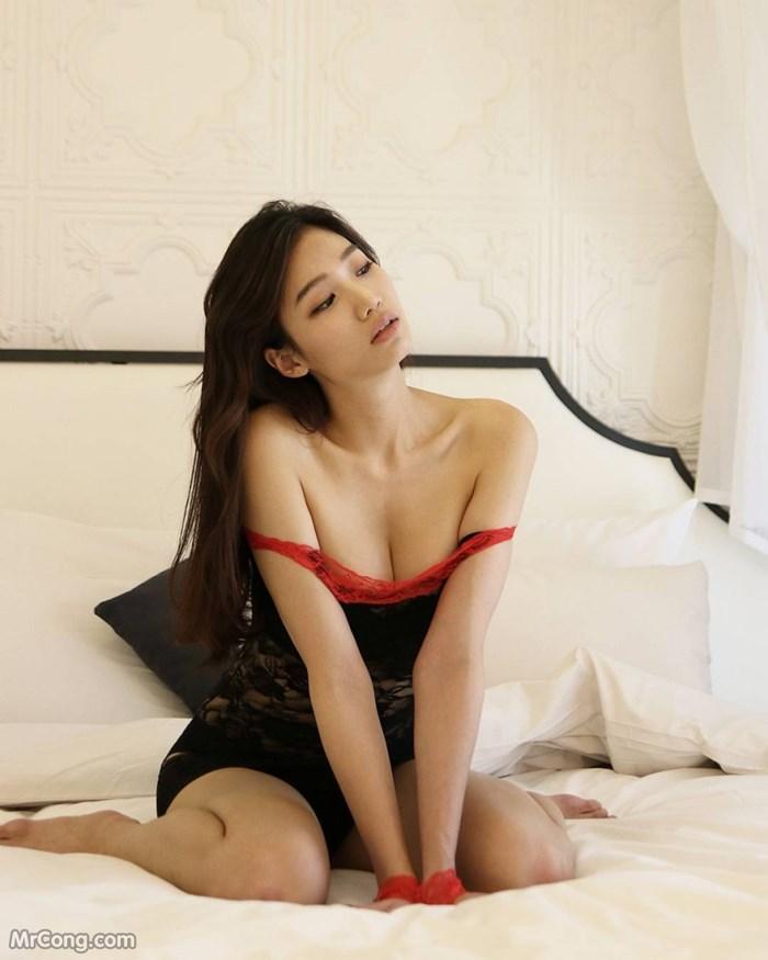 Image Lee-Hee-Eun-Hot-collection-06-2017-MrCong.com-014 in post Người đẹp Lee Hee Eun trong bộ ảnh thời trang biển tháng 6/2017 (42 ảnh)