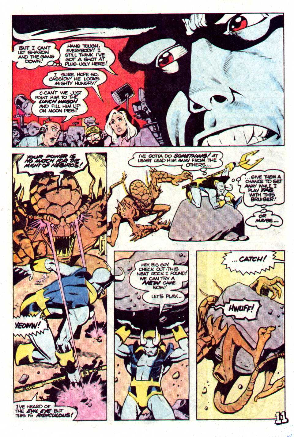 Read online Secret Origins (1986) comic -  Issue #24 - 12