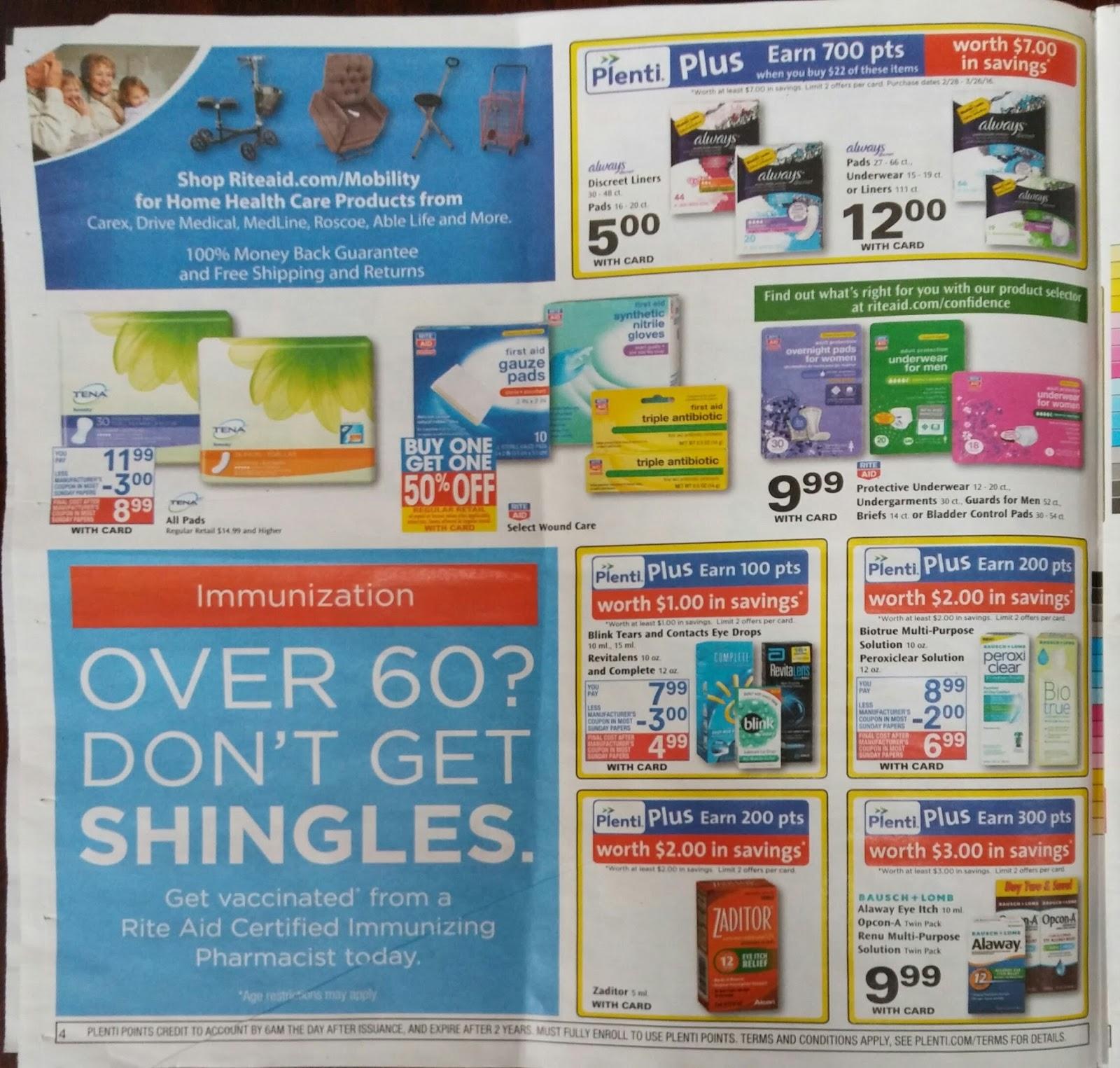 tops coupon matchups 4/3/16