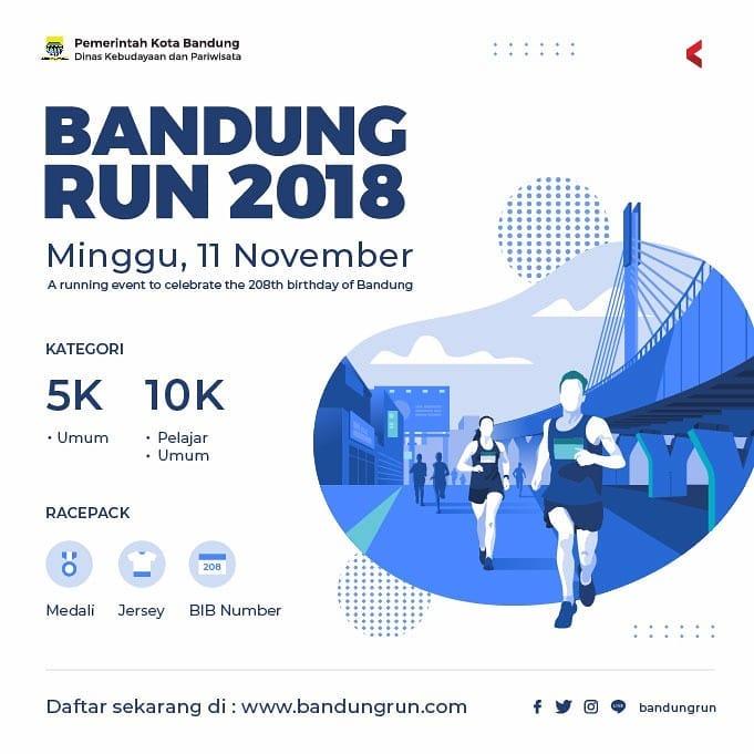 Bandung Run • 2018