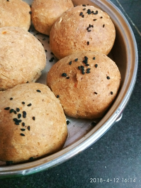 Yeast Free Whole Wheat Bread Buns How To Make A No Yeast Bread