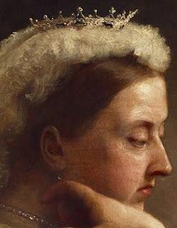 Sapphire Coronet Tiara Queen Victoria United Kingdom